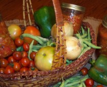 hot pepper spicey salsa recipe
